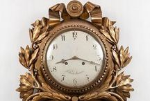 Gothic Clocks