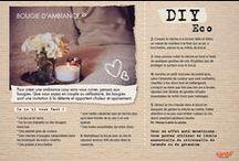 DIY / DIY, écologique, éco, homemade