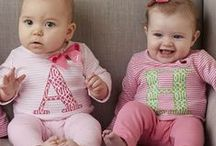 Personalized Twin Clothing!