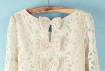 Ρούχα Λευκά / Λευκά υφάσματα και παστέλ