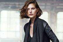 Ρούχα Μαύρα / Μαύρα υφάσματα και δερμάτινα, χειμωνιάτικα