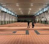 """#ghzumbau - Reconstruction / Auf der Pinnwand #ghzumbau bekommt ihr Insider-Einblicke in unsere Umbauphase. Wir zeigen euch Schritt für Schritt, was gerade bei uns abgeht, so dass aus der ehemaligen Sauger- und Kompressorenhalle die multifunktionale Eventlocation """"Grand Hall Zollverein"""" hervorgeht!"""
