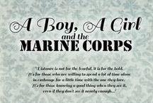 My <3 belongs to a Marine  / by Jessica