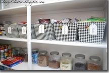Organizing My Nest