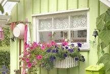 Cottage She Sheds