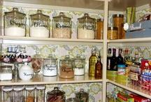 Efficient Kitchen & Pantry