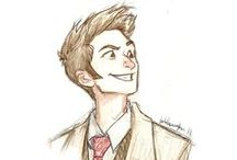 Doctor Who? / The Doctor, his regenerations, his companions, his adventures. (Beware of Spoilers!) / by Kiera McManus