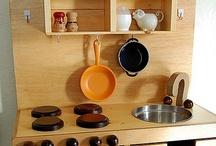 Kids kitchen / dětská kuchyňka