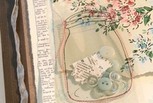 My Crafty Intentions Runneth Over! / An ever growing to-do list of craft projects I'd love to try!