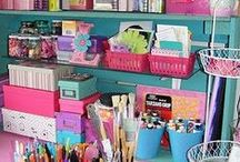 The Craft Room Project / I've got the place I WANT to make into a craft room..  Now I just have to MAKE IT HAPPEN!