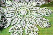 Crochet Doilies - Free / by Mrs. Vaden