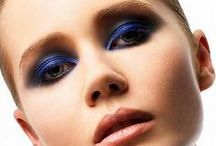 Eyeshadow for Brown Eyes / Blues, golds, and neutrals...
