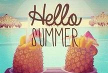 I ♡ Summer / Summer is my favorite time of the year!