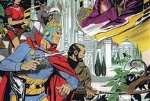 Misc Comic Art/Illustrations