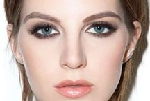 Deep Set Eyes / Deep set eyes and the makeup that complements the deep crease...