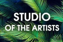 Studio of our Artists.