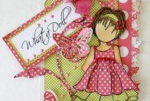 Tag Along Prima Dolls