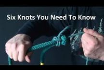 Knots You Should Know / Basic to advanced how-to-tie videos featuring clear, close-up and concise video.