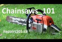 Outdoor Equipment Repairs101 / Maintenance and repairs to basic outdoor, forest, lawn & garden equipment and machinery.