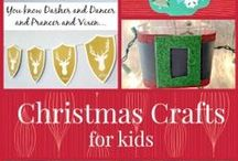 Let's Get Crafty / Craft Ideas for children of all ages.