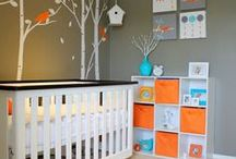 Nursery Inspiration / Create a beautiful nursery with these great inspirations.
