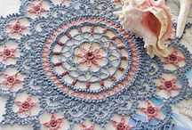 Crochet ideas and inspiration / Inspiration for pattern designs