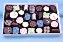 Filled Chocolates / No more picking and choosing which filled chocolate to eat.  You'll love each and every one of our hand crafted treats!