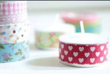 DIY Washi/Tissue Tape