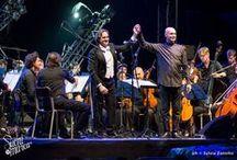 Una Notte all'Opera - 29 Luglio 2014 / Orchestra Filarmonia del Veneto diretta dal maestro Stefano Mazzoleni- solista - Francesco Grollo