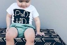 Baby & Kids' Fashion / A collection of super cute baby clothes