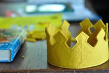 Baby crowns