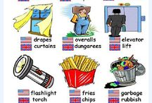 English / Useful things to improve my English