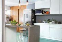 Cozinhas | Kitchens / Projetos de cozinhas
