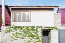 Fachadas | Façades / Fachada de casas