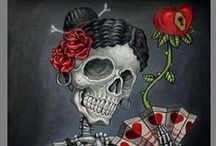 Day of the muertos / by Suzanne Laykin