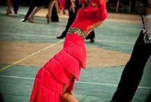 Dance ballroom latin