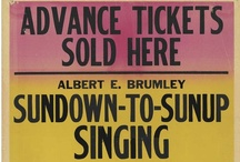 Classic Brumley Sings