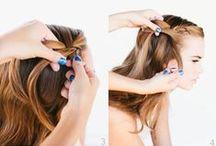Hair Art / by Shelly Allen Art