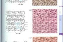pontos em croche / by Anabela Abreu