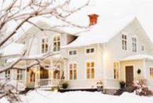 Vakre hus og tilbygg