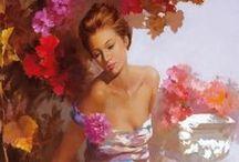 Spartaco Lombardo / Nació en Luino,Italia,a orillas del lago Maggiore ,el 26 de marzo de 1958. Pintor figurativo moderno que ha expresado sus obras en exposiciones individuales y colectivas en Italia y el extranjero.