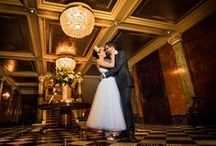Bride and Groom together / Great poses to inspire you for your wedding day