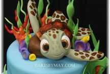2nd Birthday  / Bella loves turtles so thinking a under the sea theme for her 2nd birthday