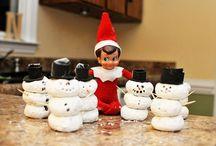 Elf On The Shelf! / by Rebekah Howat
