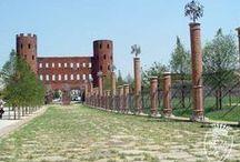 Augusta Taurinorum - La cité romaine des Taurins / Les origines romaines de la ville de Turin