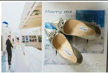 Wedding Shoe's for the Bride / Every girl love's shoes and here's a great selection of ideas for your wedding day.