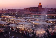 Morocco with mum!