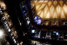 Musée du Cinéma de Turin / Quelques photos d'un des plus beaux musées de la ville de Turin et peut-être d'Italie.