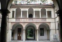La Renaissance à Turin / Turin n'est pas Florence, la capitale de la Renaissance; néanmoins ce grand renouveau des arts et de l'esprit n'est pas passé inaperçu dans cette ville: il y a  des exemples intéressants à découvrir.