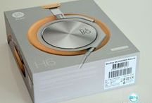 B&O Beoplay H6 / Produktfotos des Beoplay H6 OnEar Kopfhörers